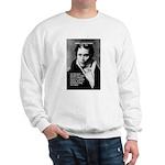 Arthur Schopenhauer Truth Sweatshirt