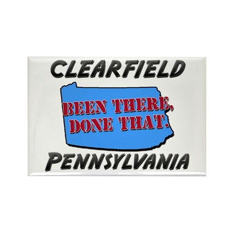 clearfield pennsylvania - been there, done that Re