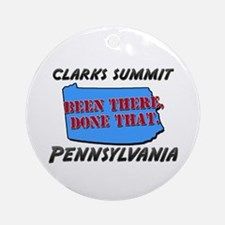 clarks summit pennsylvania - been there, done that