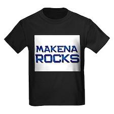 makena rocks T