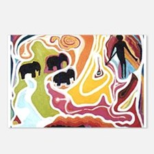 """""""Dreamtime"""" products Postcards (Package of 8)"""