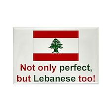 Perfect Lebanese Rectangle Magnet