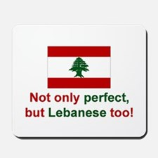 Perfect Lebanese Mousepad
