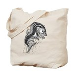 Tarpon Dragonesque Tote Bag
