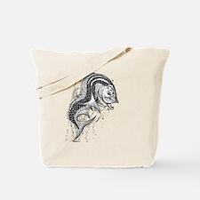 Tarpon Dragonesque Tote Bag
