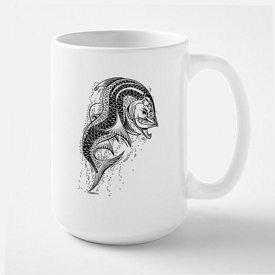 Tarpon Dragonesque Large Mug