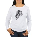 Tarpon Dragonesque Women's Long Sleeve T-Shirt