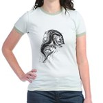 Tarpon Dragonesque Jr. Ringer T-Shirt