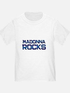 madonna rocks T