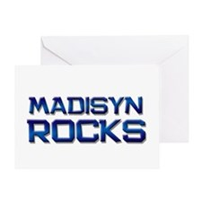 madisyn rocks Greeting Card