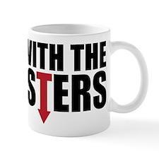 Down with the Banksters Mug