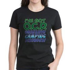 OBSESSIVE CAMPING DISORDER Tee