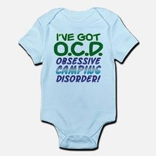 OBSESSIVE CAMPING DISORDER Infant Bodysuit
