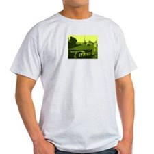 Dal dy Dir! Ash Grey T-Shirt
