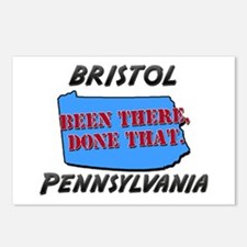 bristol pennsylvania - been there, done that Postc