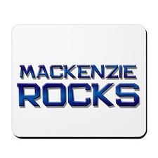 mackenzie rocks Mousepad
