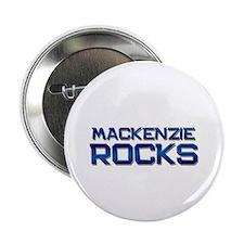 """mackenzie rocks 2.25"""" Button"""