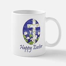 Easter Lily Cross Mug
