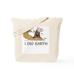 BC Goes Green Tote Bag