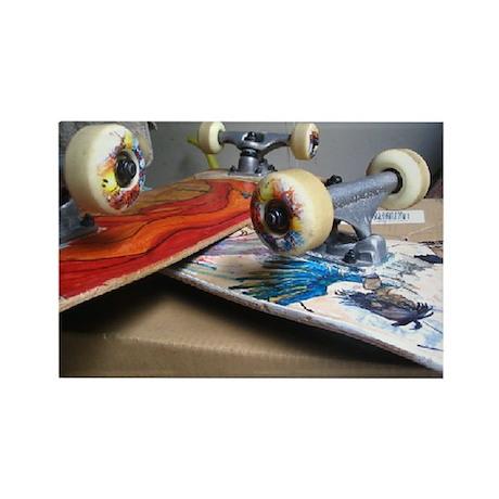 Skate boards Magnets