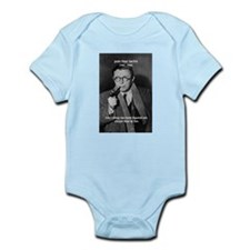 Existentialist Jean-Paul Sartre Infant Creeper