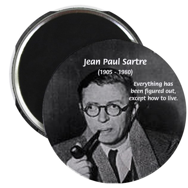 """Jean Paul Sartre's """"Existentialism is a Humanism"""" review"""