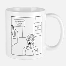 Unique Nose picking Mug