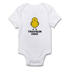 Triathlon Chick Onesie