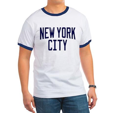 NYC Lennon Ringer T