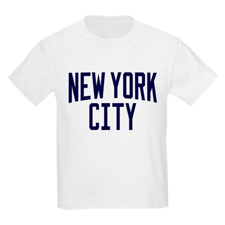 NYC Lennon Kids Light T-Shirt