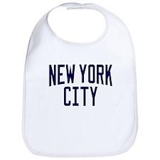 NYC Lennon Bib