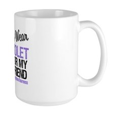 I Wear Violet For My Friend Mug