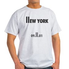 9-11 New York T-Shirt