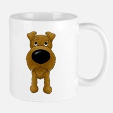 Big Nose/Butt Irish Terrier Mug