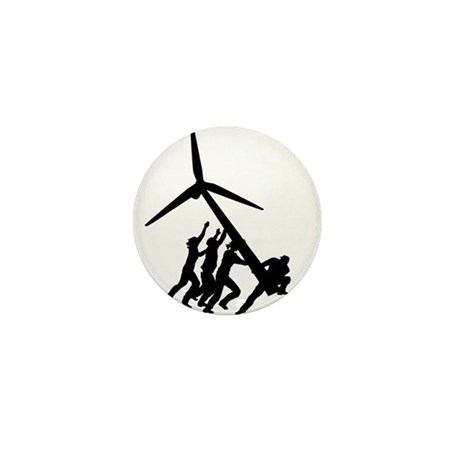 Energy Action Mini Button (100 pack)