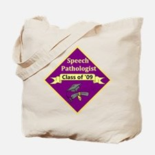 Speech Pathologist Grad Tote Bag