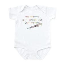Knockout Mommy Infant Bodysuit