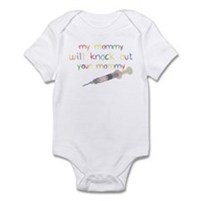 Knockout Mommy Onesie