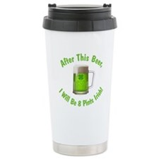 One Pints Irish Travel Mug