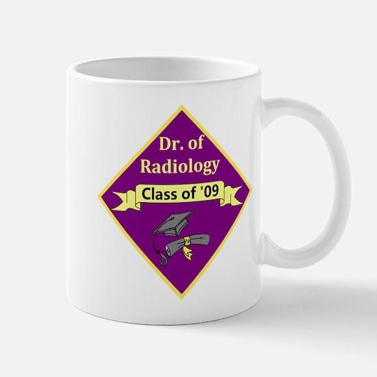 Radiologist Graduate Mug