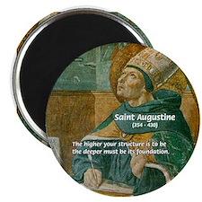 Saint Augustine of Hippo Magnet