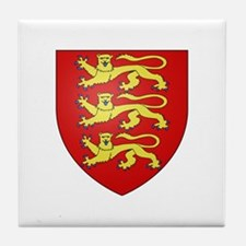 House of Plantagenet Tile Coaster