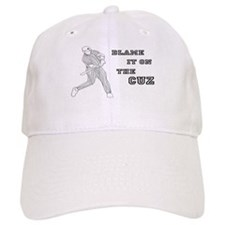 Funny Steroid Abuse Baseball Cap