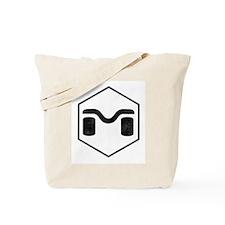 Metal Cloak Icon Tote Bag