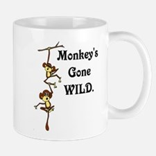 Monkey's gone wild Mug