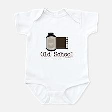 Old School Film Fan Infant Bodysuit