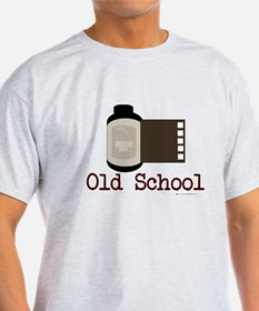 Old School Film Fan T-Shirt
