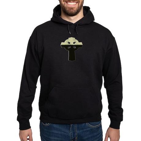 St. Patrick's Cross Hoodie (dark)