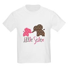 Little Sister Elephant T-Shirt