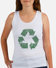 Vintage Recycle Women's Tank Top